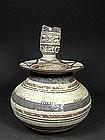Daunian High Handle Jug, 500-475 BC