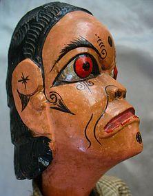 Javanese Wayang Golek Puppet