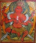Nepalese Buddhist Ritual Text