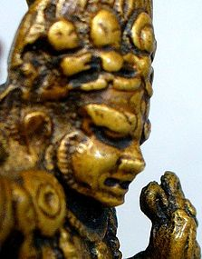 18th Century Tibetan Vajrapani