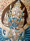 Tibetan Buddhist Thangka Painting