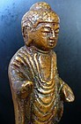 Small Unified Silla Bronze Buddha