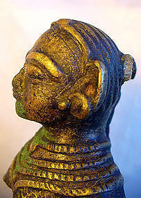 Indian Deep Lakshmi Oil Lamp
