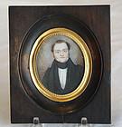 Portrait on Ivory