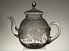 Locke Art Teapot
