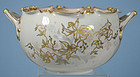 Handpainted American Belleek Bowl