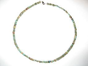 Beautiful Egyptian Beaded N.K. Necklace