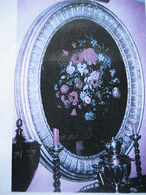 19th Century French Floral Painting