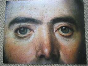 Close-up Photo of John D. Rockefeller Portrait