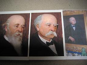 Study photos of  John Singer Sargent Painting