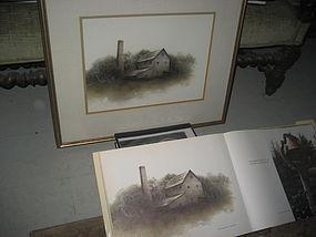 The Rice Mill by Hubert Shuptrine