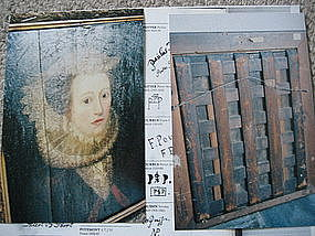 16th C Flemish Portrait Mary Queen of Scots by Pourbus