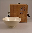 Fine Japanese Porcleain Chawan, Tea Bowl by Suwa Sozan 2nd