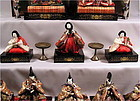 Additional Photos #1 for Japanese Hina Dolls Set