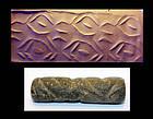 Large Mesopotamian, Jemdet Nasr cylinder seal