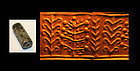 Superb mesopotamian cylinder seal, 2nd mill. BC!