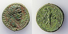 Roman coin: Exceptional Septimus Severus bronze as!