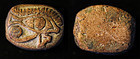 Egypt Udjat eye stamp seal amulet, 1st. millenium BC!