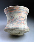 Superb Indus Valley / Bactria pottery bassin!