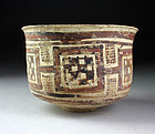 Choice Indus Valley / Bactria pottery jar, 3rd. millenium BC