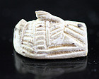 Interesting Egyptian steatite Scaraboid, scarab, very rare!