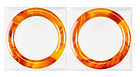 Finest Quality Antique pure Chinese Amber bracelet bangles!