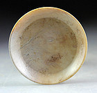 Rare Chinese jade bowl Ming-Qing Dynasty, pre 1800 AD