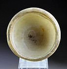 Egyptian Alabaster bowl Early Dynastic Period, First - Third Dynasties
