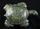 Chinese Hong Shan Culture Jade Turtle (Tortoise) Figure