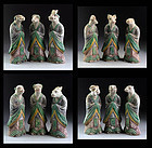 Museum Quality Chinese Ming Dynasty set of Zodiac figures!
