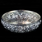 Black, Starr & Frost Sterling Silver Bowl - New York Circa 1880