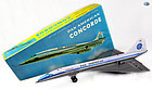 Pan American Concorde Super Jet Battery Operated DAIYA Japan