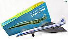 Pan American Concorde Super Jet Battery Operated DAIYA Japan