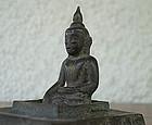 Pagan Pinya-Ava Bronze Buddha, 12/14th Century