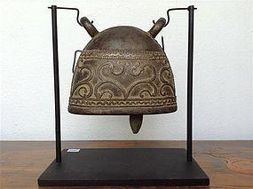 Bronze ELEPHANT BELL, 19th Century, Burma