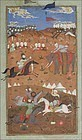 INDO-PERSIAN MINIATURE 19th CENTURY