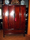 Qing Cabinet-Wardrobe with secret compartment, China