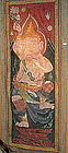 Fine Thai Tempera Scroll Painting with Ganesh