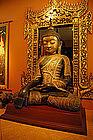 Extremely rare & spectacular Giant Buddha Figure