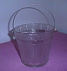 Indiana Glass Ice Bucket
