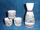 Japanese Saki Set