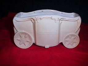 Royal Copley Vintage Coach Planter