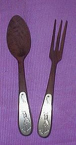 Wood Serving Utensils