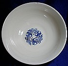 Universal Cambridge Acorn Pattern Stonware Bowl/Blair