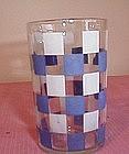 Vintage juice glass