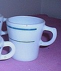Anchor Hocking Restaurant Ware Coffee Cup 912