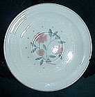 Homer Laughlin Tudor Rose Saucers