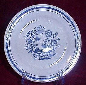 Oxford Brazil Blue Onion Salad Plate