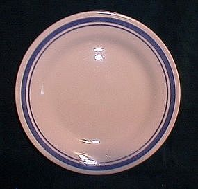 Oxford Brazil Blue Band Plate