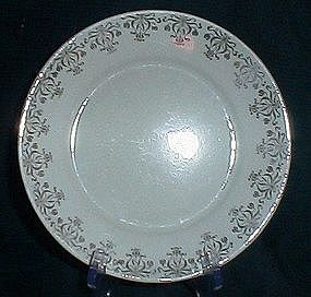 """Globe China 8"""" Plate"""